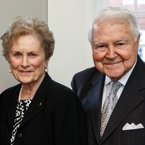 George and Carol Bauer